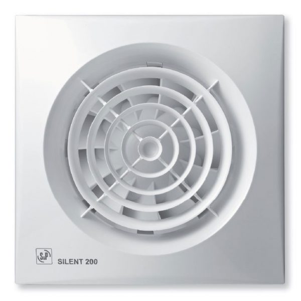 Вентилятор Soler&Palau SILENT-200 CZ