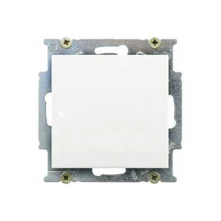 Вимикач ZENA білий проміжний 1-й (без рамки)