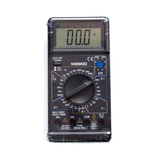 Тестер DT-890D (Мультиметр)