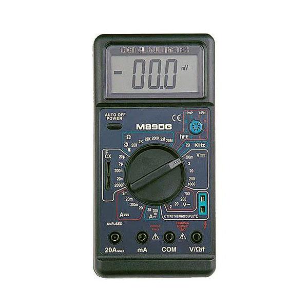 Тестер DT-890G (Мультиметр)