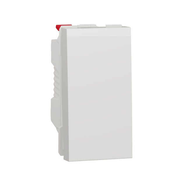 Вимик.перем. 1 кл. (сх.6) 10A біл. (1м) Unica NEW