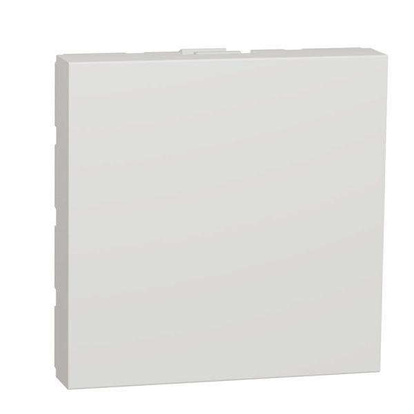 Заглушка 45х45 біла Unica NEW