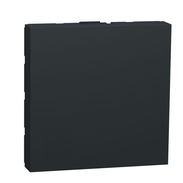 Заглушка (2м) 45х45 антрацит Unica NEW