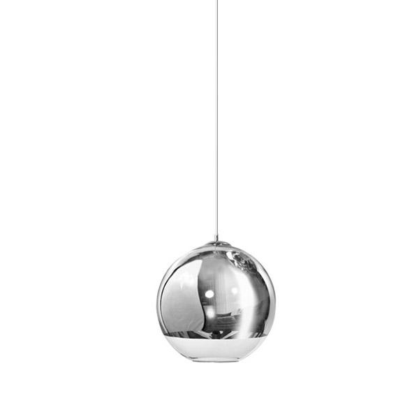 Люстра LP5034-S,SILVER BALL 18 pendant