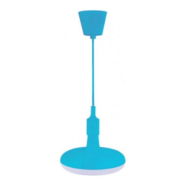 Св-к LED Блакитний 12W 4000К Sembol D=22см H=1м