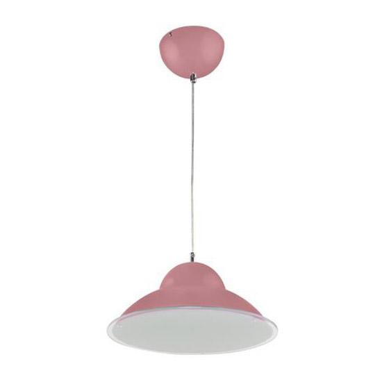 Св-к LED Рожевий 15W 4000К Alya D=32см H=1м