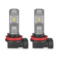 Комплект LED H8/H11/H16 12V 14W 6000K (2шт)