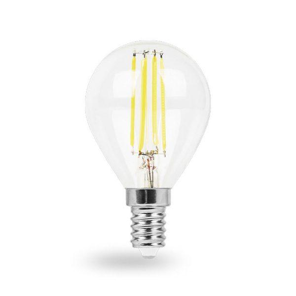 Лампа LED-нитка P45 4Вт 400LM Е14 230V 2700K LB-61 ТМ Ферон