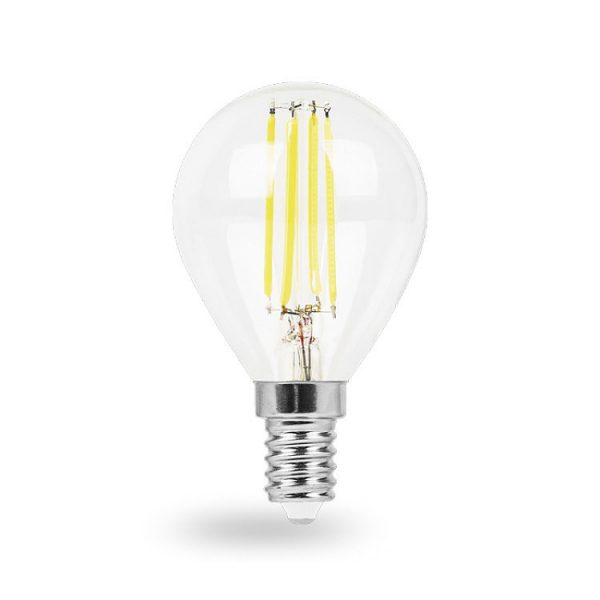 Лампа LED-нитка P45 7Вт 700LM Е14 230V 4000K LB-162