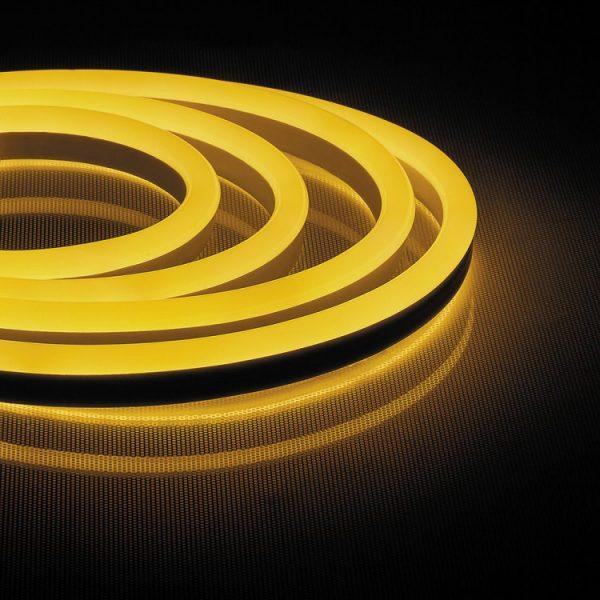 Дюралайт LS720 120SMD(2835)/m 230V 9,6W/m 16*8mm тепл. біл.IP65, min 50m