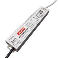 Джерело живлення 12В 8.33A 100Вт IP67 202*71*45 JLV-12100KA-L TM Jinbo