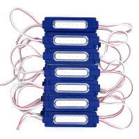 LED-модуль B-MTK-COB-1Led-1,7W-24V 70mm синій