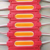 LED-модуль R-MTK-COB-1Led-1,7W-24V 70mm червоний