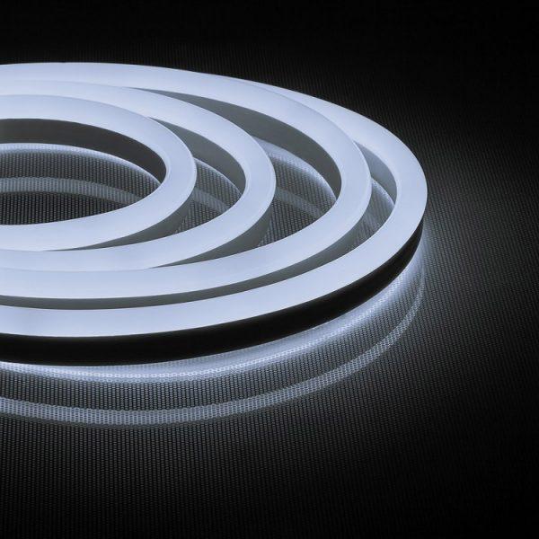 Дюралайт LS720 120SMD(2835)/m 230V 9,6W/m 16*8mm холод. біл.IP65, min 50m
