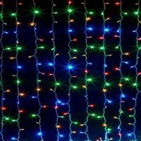 Гірлянда LED Водоспад 3м*2м RGB (матова лампа)