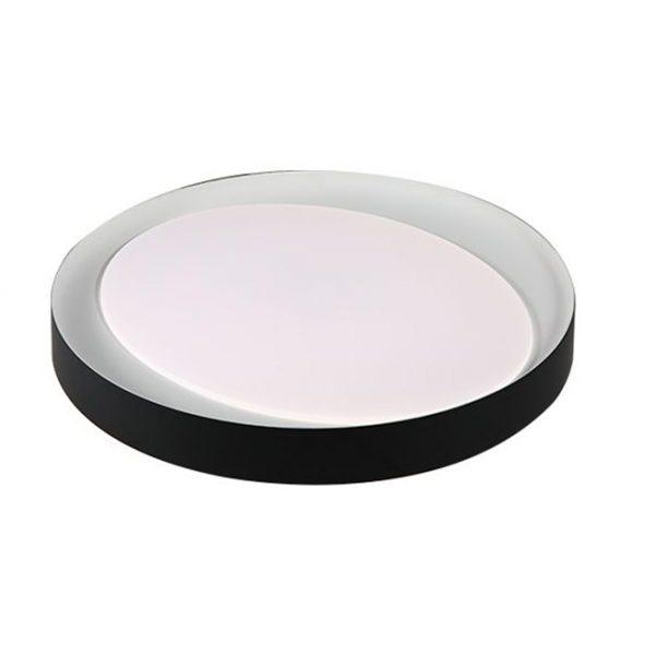 Св-к LED круг UL4100 d490 48*2W RC чорний