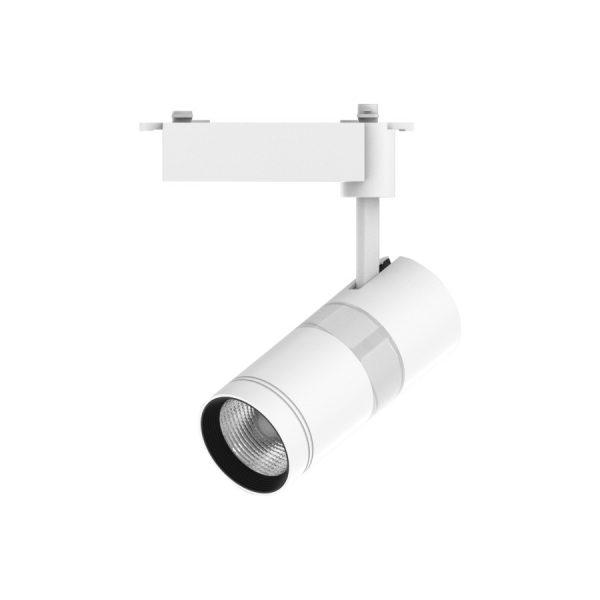 Св-к шинний LED TRL410 10+5W 850Lm 4000К білий