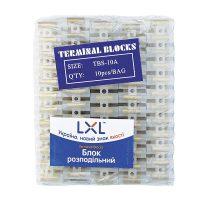 LXL Клемна колодка 10А (10мм)