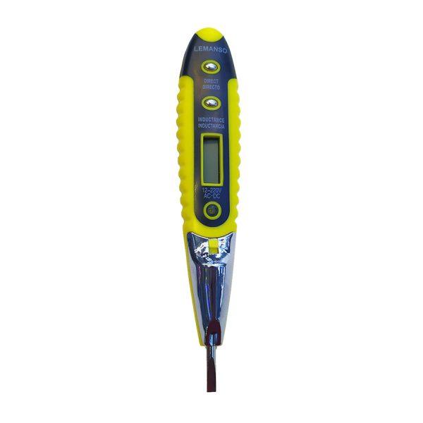 Викрутка-індикатор 12-220V 3.0×140мм бат.1,5V LTL10072