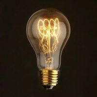 """Лампа Едісона""""Куля""""40Вт Е27/LM720"""