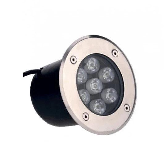 Св-к LED тротуарний RGB 6W 300LM/LM11