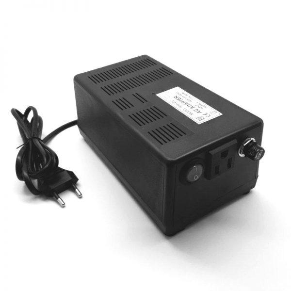 Перетворювач напруги з 220В на 110В 500 V·A