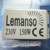 Блок захисту для галог.ламп 220v/150w ТМ Lemanso