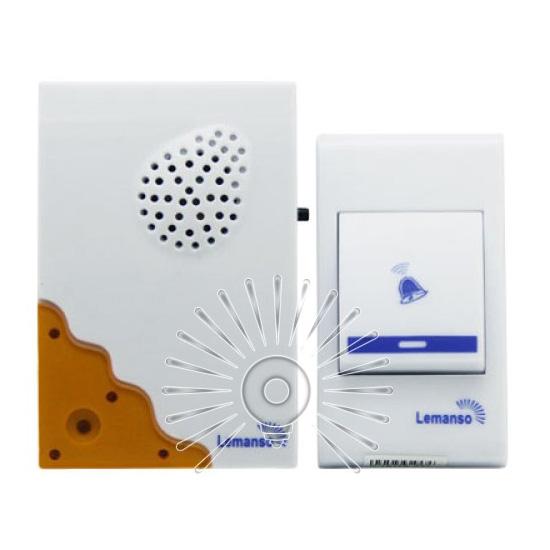 Дистанц.дверний дзвінок 12В LDB38 (LDB010) ТМ Lemanso