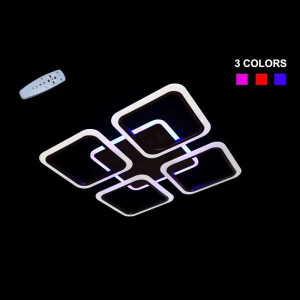 Люстра 5588/4 LED BK