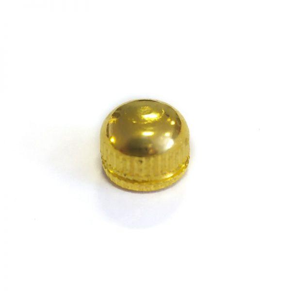 Гайка декоративна, золото ME-005-4