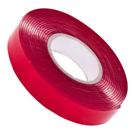Скотч двостор. 3M 6008F-6мм*0.8*2метра червоний