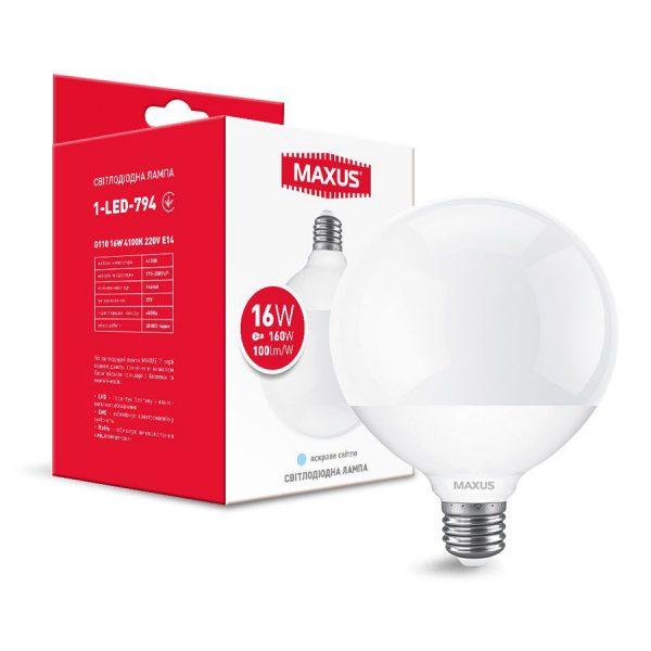 Лампи світлодіодні LED