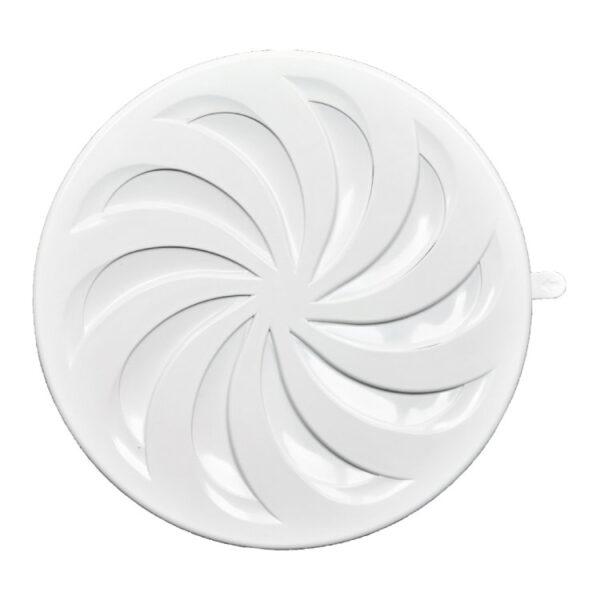 Решітка airRoxy кругла регульована (02-325)