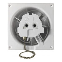 Вентилятор airRoxy dRim 100 PS BB (01-061)