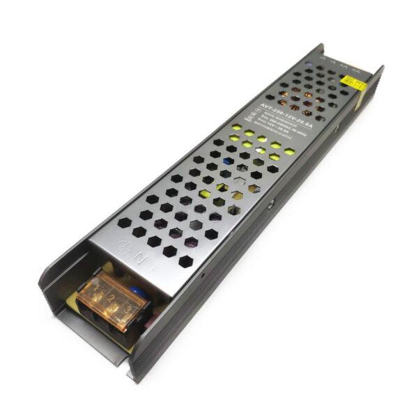 Блок живл. AVT 12V 20.8А – 250W IP20 TM Motoko