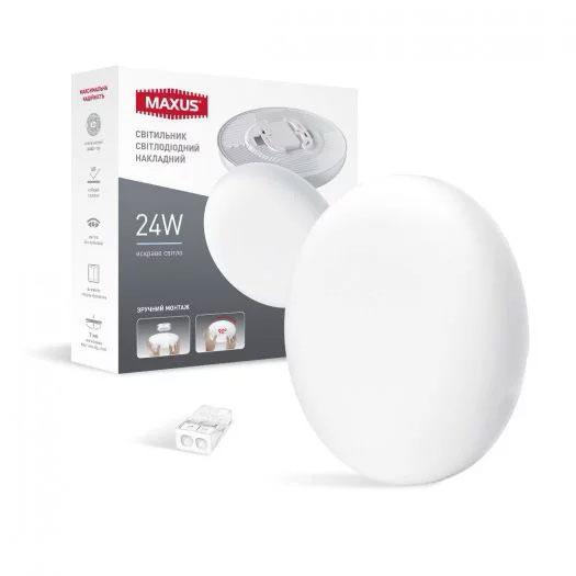 Світильник LED круг SP Surface 24W, 4100К
