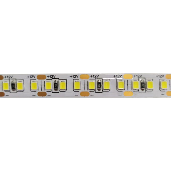 Стрічка св.діод(2835) 6400K IP20 (1м=168діоди) 12Вт/м ціна за 1 метр Motoko