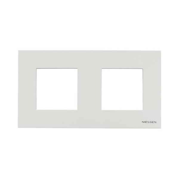 Рамка Zenit 2-на біла