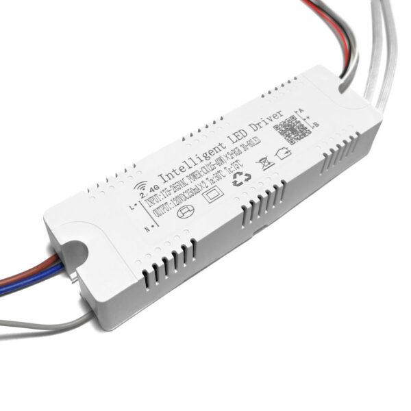 Драйвер LED (25-40W)*2+RGB 30-60 (BL CX)
